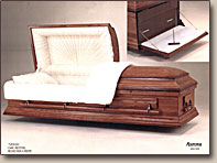 Rental Casket Option